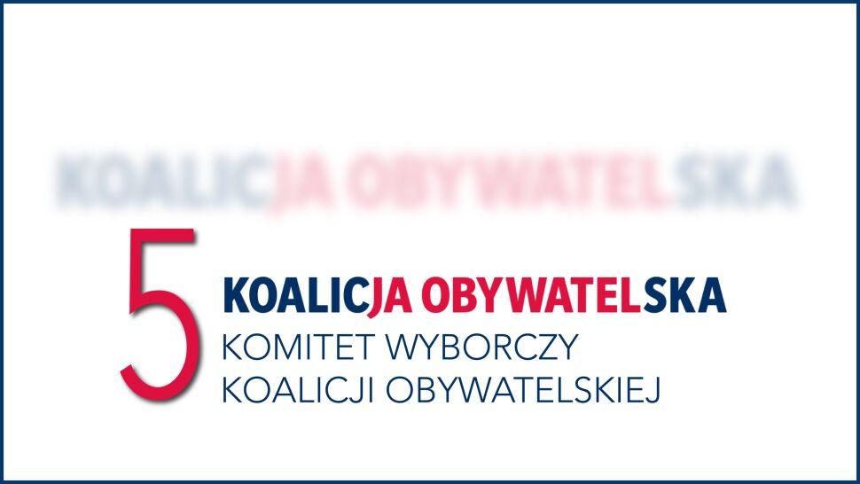 Wybory do parlamentu 2019: kandydaci KO w wyborach do Sejmu - lista kandydatów (okręgi nr 1-20)