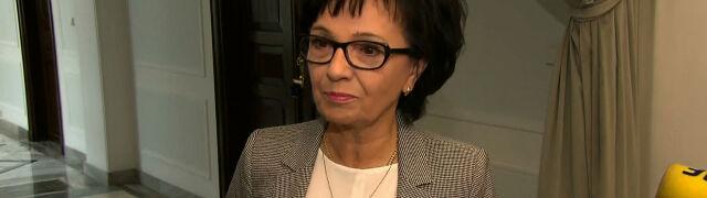 Marszałek Sejmu: jeśli prezes NIK idzie na urlop, musi ktoś zajmować jego miejsce