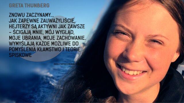 Głos pokolenia. 16-latka ze Szwecji porywa tłumy, ściąga hejt