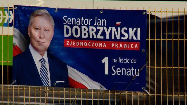 Senator wyrzucony z PiS
