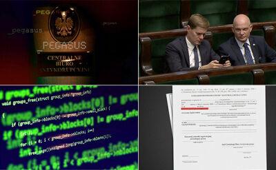 System Pegasus. Pytania o działania kontrolne komisji do spraw służb specjalnych