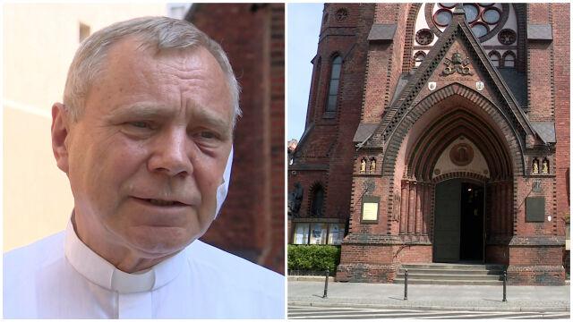 Wtargnęli do zakrystii, szarpali się z księdzem  i kościelnym. Teraz grozi im do 10 lat więzienia