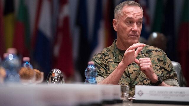 Generał Dunford: możliwa zmiana  podejścia wojskowego USA wobec Korei
