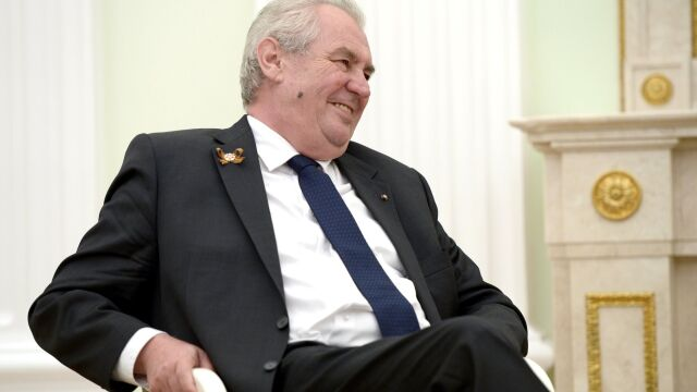 Prezydent Czech: produkowano u nas nowiczoka. Komisja: to nieprawda