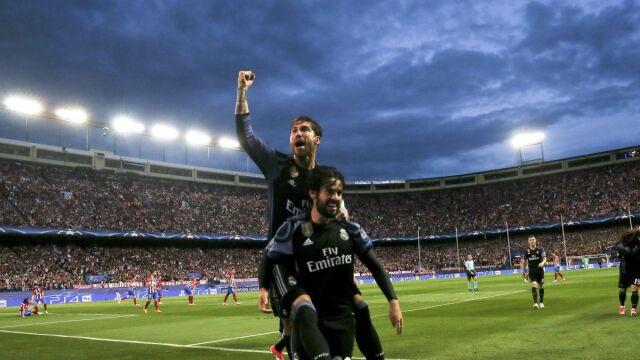 Pyrrusowe zwycięstwo Atletico. Real najadł się strachu, ale znów ma finał Ligi Mistrzów