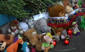 Żałoba w Petersburgu