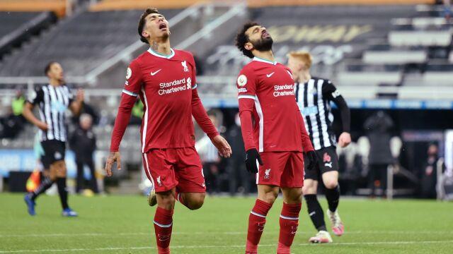 Liverpool znów stracił punkty. Rok skończył na szczycie