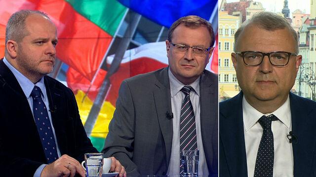 Kowal, Dudek, Ujazdowski o sporze Polski z Komisją Europejską