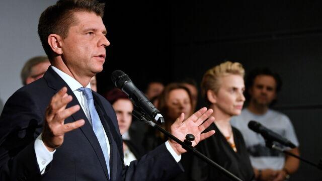 "Petru and Scheuring-Wielgus set up a new party. ""pilar ="" ""economy ="" ""i ="" ""spo ="""