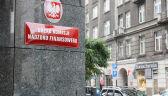 Troje posłów PO weszło z kontrolą poselską do ministerstwa finansów