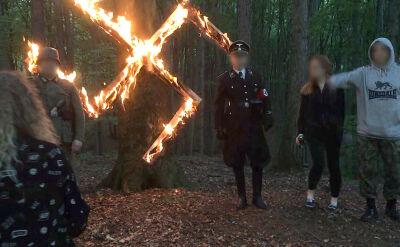 """Kolejnych sześciu oskarżonych w sprawie """"urodzin Hitlera"""""""