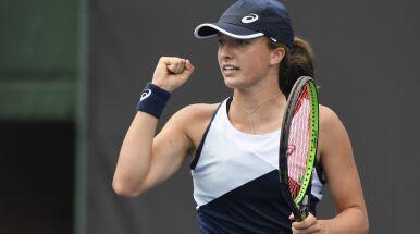 Wyśmienity start Świątek w Roland Garros. Rozniosła ubiegłoroczną finalistkę