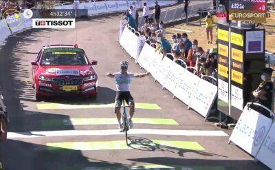 Łucenko wygrał 6. etap Tour de France