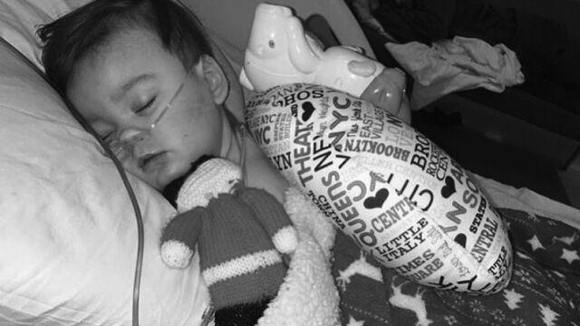 Alfie zmarł w nocy