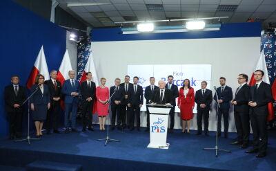 Prezentacja kandydatów PiS na prezydentów miast, cz. I