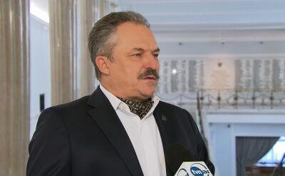Marek Jakubiak komentuje prezydenckie weto