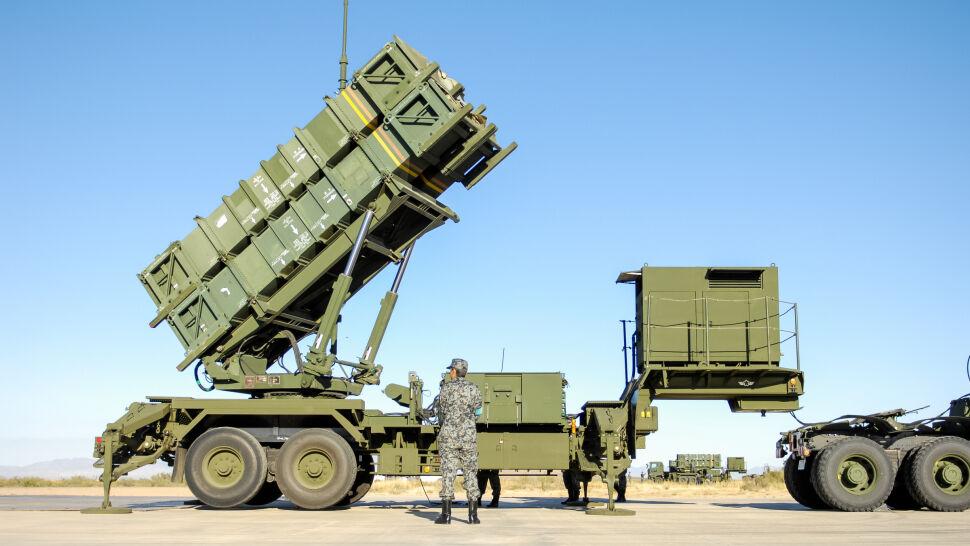 Szwecja kupi amerykańskie rakiety Patriot