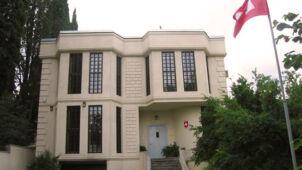 Gruzja wyrzuca Rosjanina z ambasady Szwajcarii