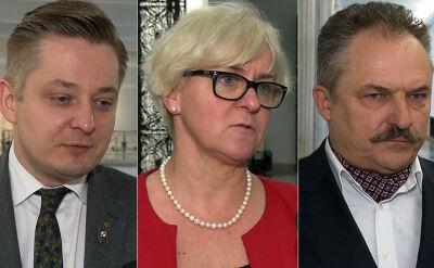 Politycy komentują wyniki sondażu dotyczącego aborcji
