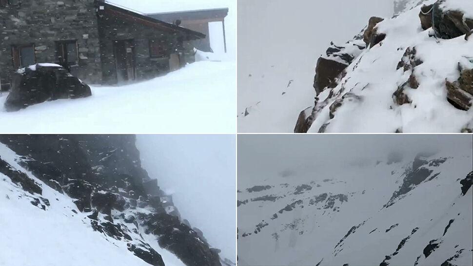 Turyści ruszyli w Alpy. Sześć osób nie żyje, osiem w szpitalu
