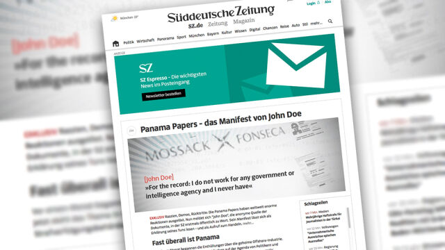 Afera Panama Papers
