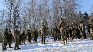 Amerykanie wyślą żołnierzy do Norwegii