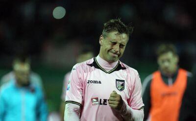 Palermo przegrało z Udine, Cionek współwinny