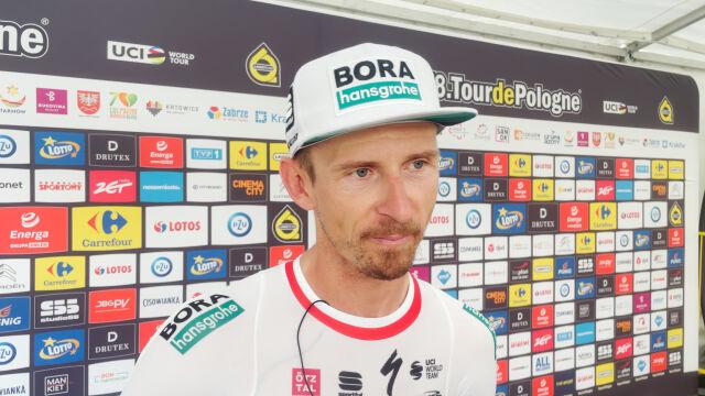 Bodnar po 6. etapie Tour de Pologne
