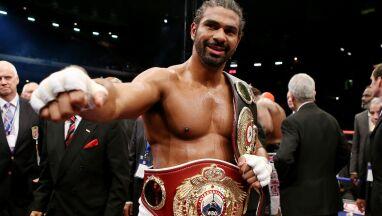 Mistrz świata wraca do boksu. Na jedną walkę, z miliarderem