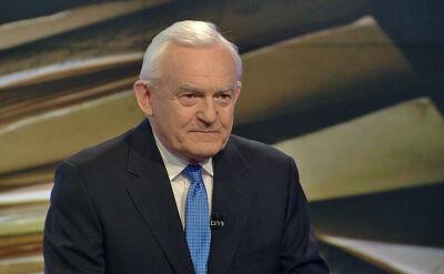 Miller: jeżeli ktoś tutaj politycznie oszukał, to Wałęsa Kiszczaka