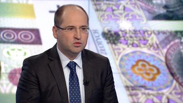 "Adam Bielan w ""Faktach po Faktach"" w TVN24"