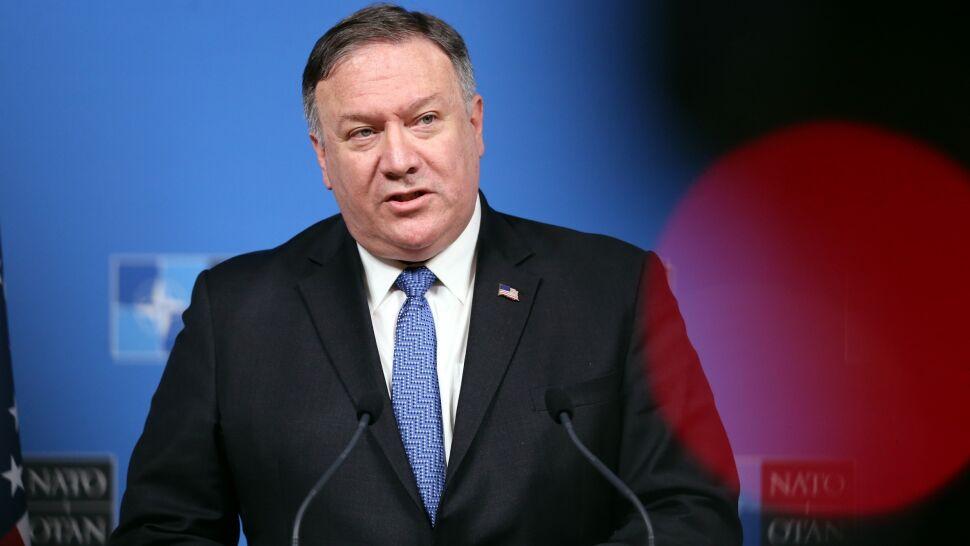 Pompeo: USA zorganizują w Polsce szczyt o Bliskim Wschodzie. Nasze MSZ potwierdza