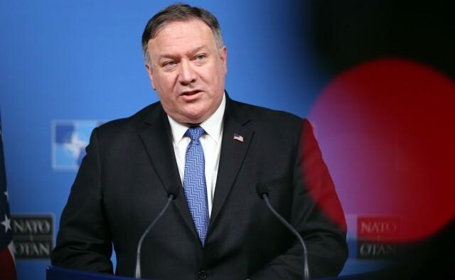 Pompeo: USA zorganizują w Polsce szczyt dotyczący Bliskiego Wschodu