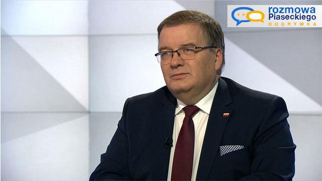 Dera: Polska nie wejdzie w koalicję z tymi, którzy chcą rozpadu UE