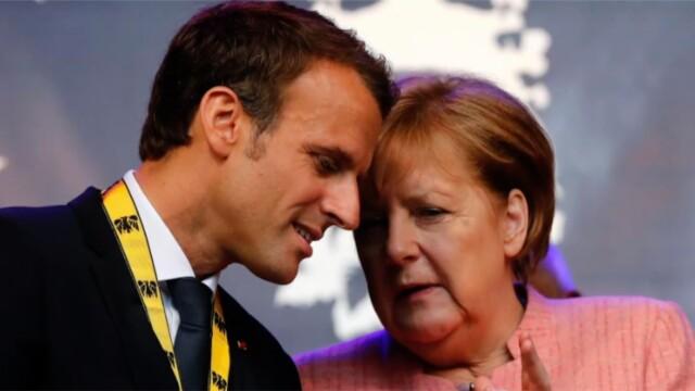 Największa umowa od lat 60. Francja i Niemcy zacieśniają współpracę