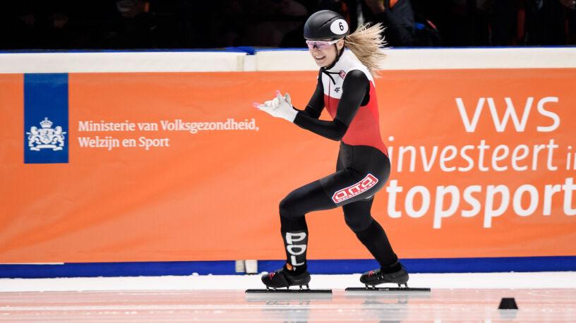 Złota Natalia Maliszewska. Została mistrzynią Europy