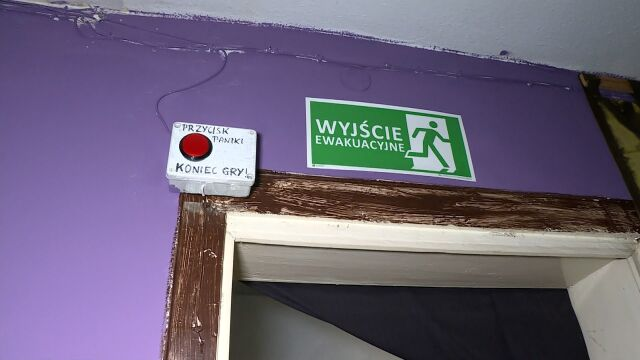 Nowe wymogi bezpieczeństwa w escape roomach. Ministerstwo przygotowało projekt