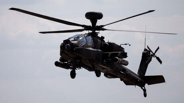 Kolejne amerykańskie śmigłowce przylecą do Powidza