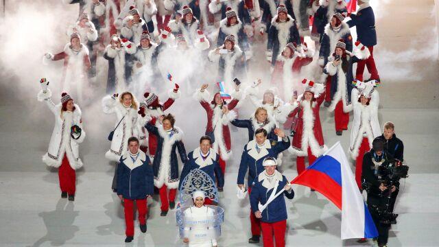 """Szok po decyzji MKOl-u. """"Rosja wrze z oburzenia"""""""
