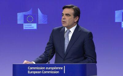 """Komisja Europejska gratuluje Morawieckiemu. """"Oczekujemy na współpracę"""""""