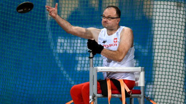 Piotr Kosewicz ze złotym medalem paraolimpiady. Wygrał w rzucie dyskiem