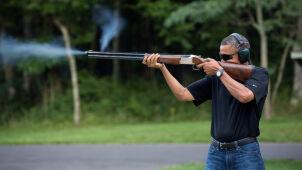 Zdjęcie strzelającego Obamy obiegło internet