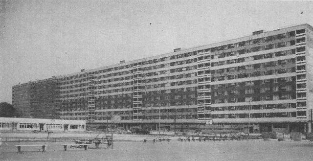 Osiedle Piastowskie w 1970 r.