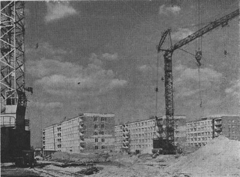 Zespół A-3. Budynki wzniesione w 1968 r.