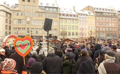 Polak piątą ofiarą zamachu w Strasburgu