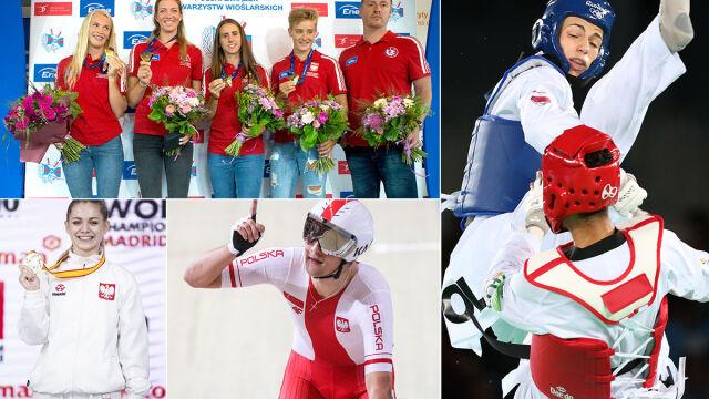 Z tego mogą być olimpijskie złota. Polskie nadzieje igrzysk w Tokio