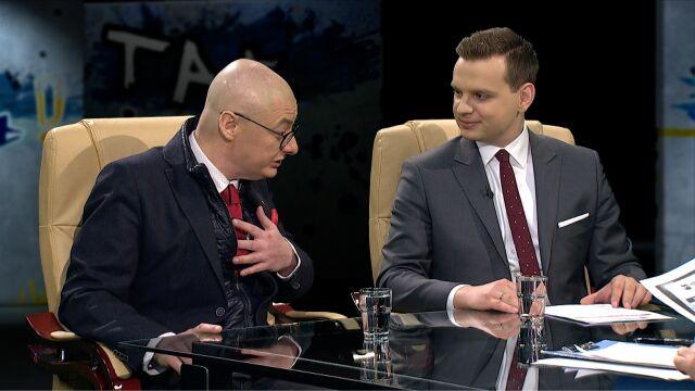 Kamiński i Kulesza w Tak jest