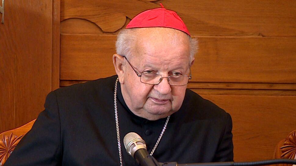 Kardynał Dziwisz: Jan Paweł II nie zamierzał tolerować pedofilii w Kościele i wydał jej walkę