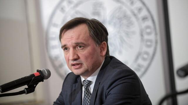 Ziobro: są wnioski o uchylenie immunitetów sędziom i prokuratorom z okresu PRL