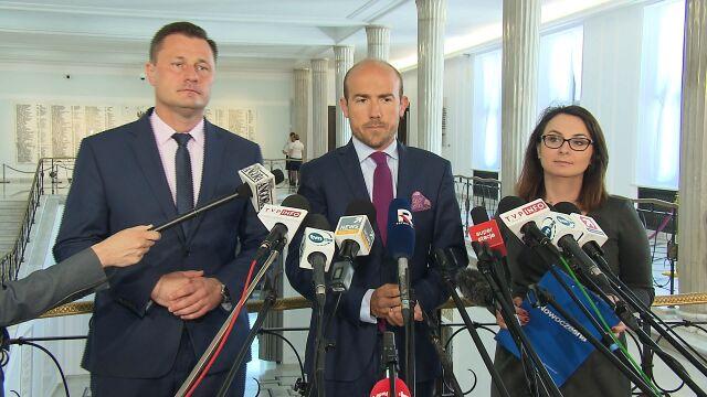 """""""Premierowi Morawieckiemu nie udało się okłamać, przekonać naszych europejskich partnerów"""""""